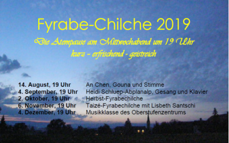 Flyer Fyrabe-Chilche 08-12<div class='url' style='display:none;'>/</div><div class='dom' style='display:none;'>kirchenregion-aarberg.ch/</div><div class='aid' style='display:none;'>48</div><div class='bid' style='display:none;'>13748</div><div class='usr' style='display:none;'>73</div>